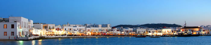 Mykonos Greece Vacation Rentals