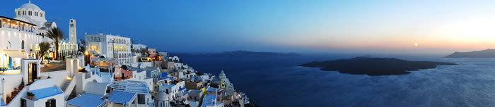 Santorini Greece Vacation