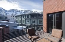Penthouse Vacation Condo Aspen