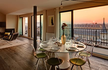 Luxury Apartment Rentals Paris