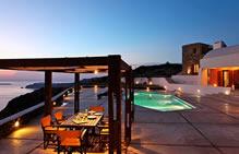 5BD Luxury Santorini Villas
