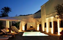 Santorini Villa with Pool