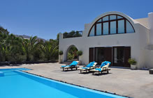 Santorini Beach Villas