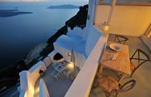 Panoramic Views Santorini