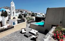 Megalochori Views -Santorini