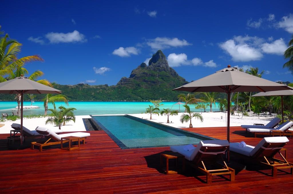 Bora Bora Villa Rental