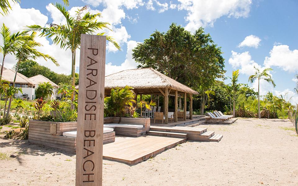 Paradise Beach Villas - Nevis vacation rental homes
