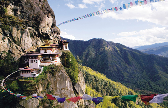 Luxury Tour Bhutan