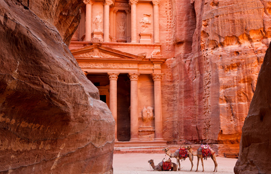 Luxury Tour Petra Jordan