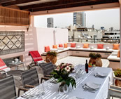 Tel Aviv Apartments with Rooftop Terrace