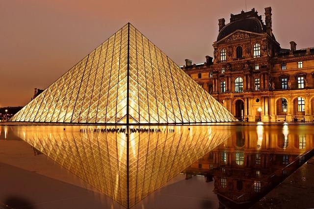 Louvre Paris, France