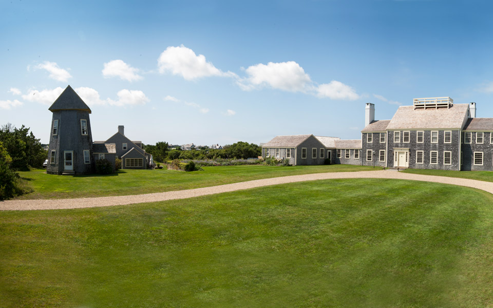 The Most Over the Top Vacation Homes: Westcliff, Nantucket