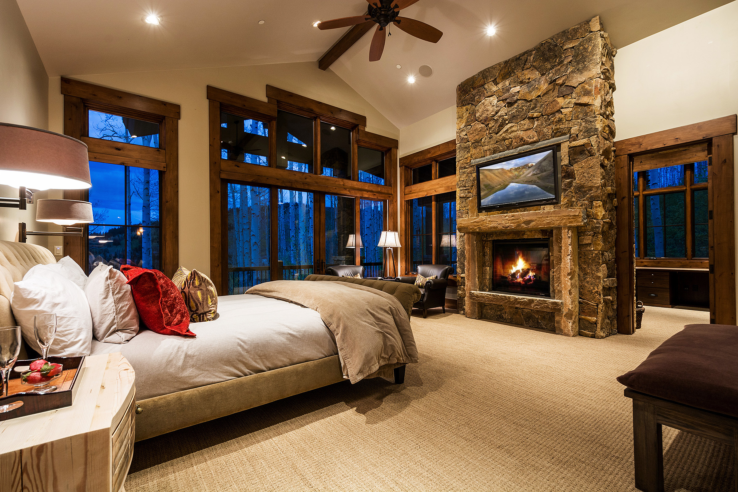 5 Magnificent Luxury Ski In Out Vacation Rentals Cloud Nine Park City