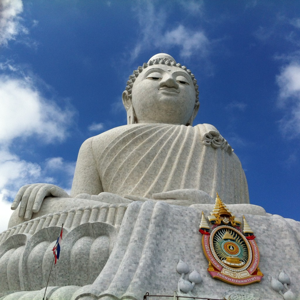 Honeymooning in Phuket, Thailand: Big Buddah
