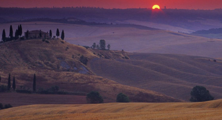 Tuscany - Spring time travel