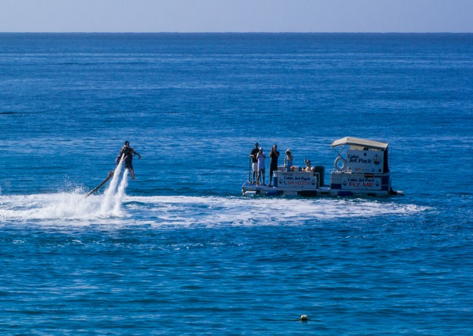 Cabo Jet Pack in Los Cabos