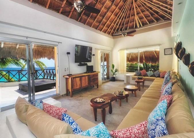 Hacienda Paraiso - for family reunion