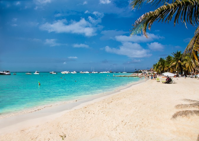 Playa del Norte Isla Mujeres