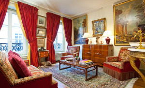 Paris Luxury Apartment Rental