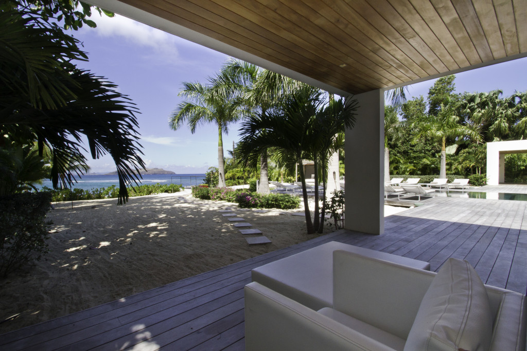 Villa Palm Beach vacation rental home - St. Barts