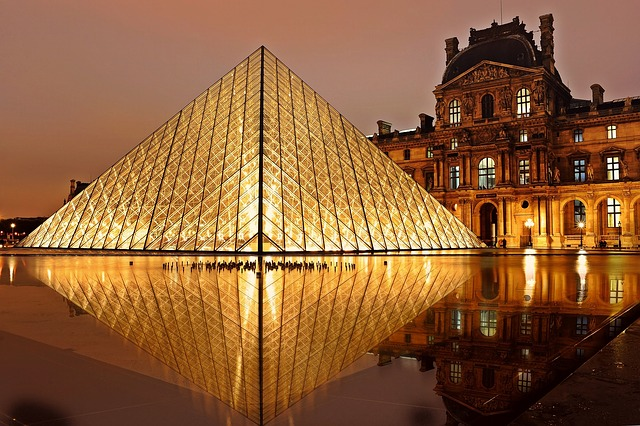 Louvre Paris, France