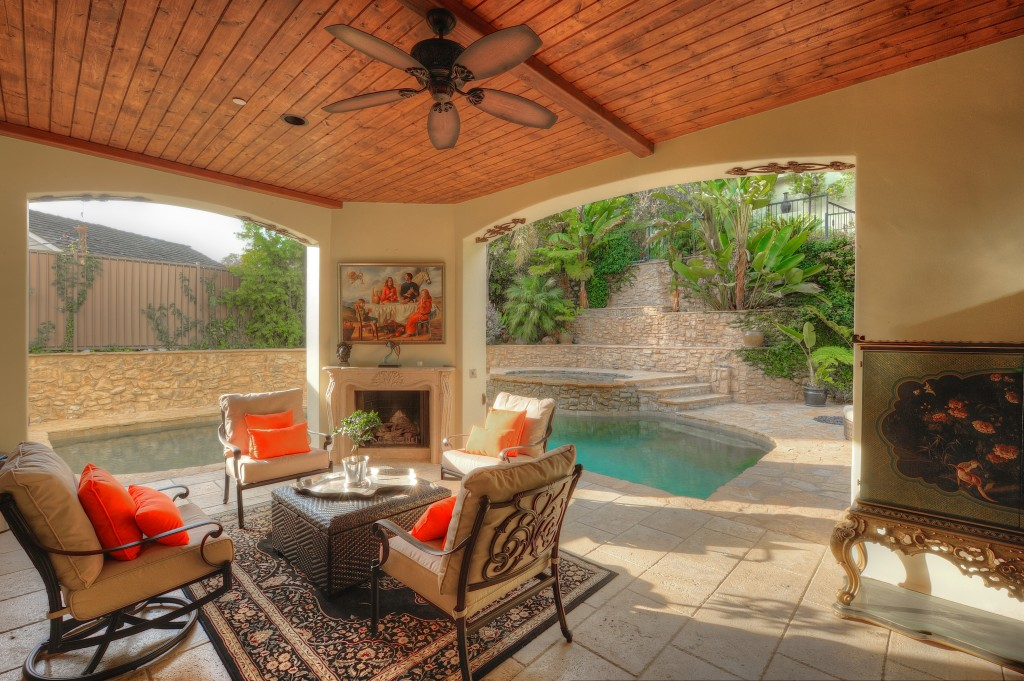 The Most Over the Top Vacation Homes: Cherokee Villa, Beverly Hills