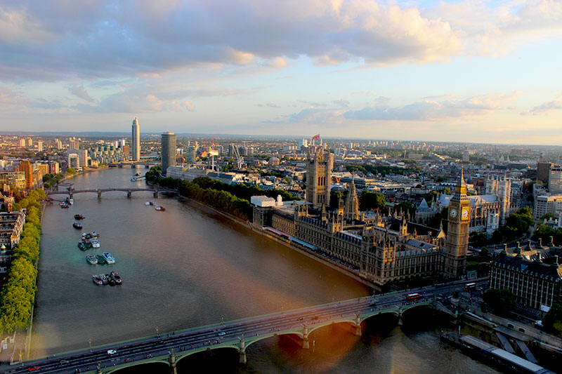 A Fresh Perspective On London's South Bank