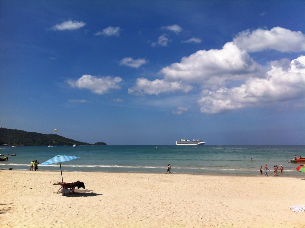 Honeymooning in Phuket, Thailand- Patong Beach