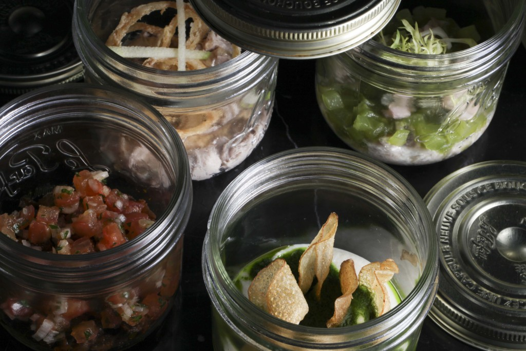 Fresh spreads to share with delicious homemade bread - Social Eating House, London