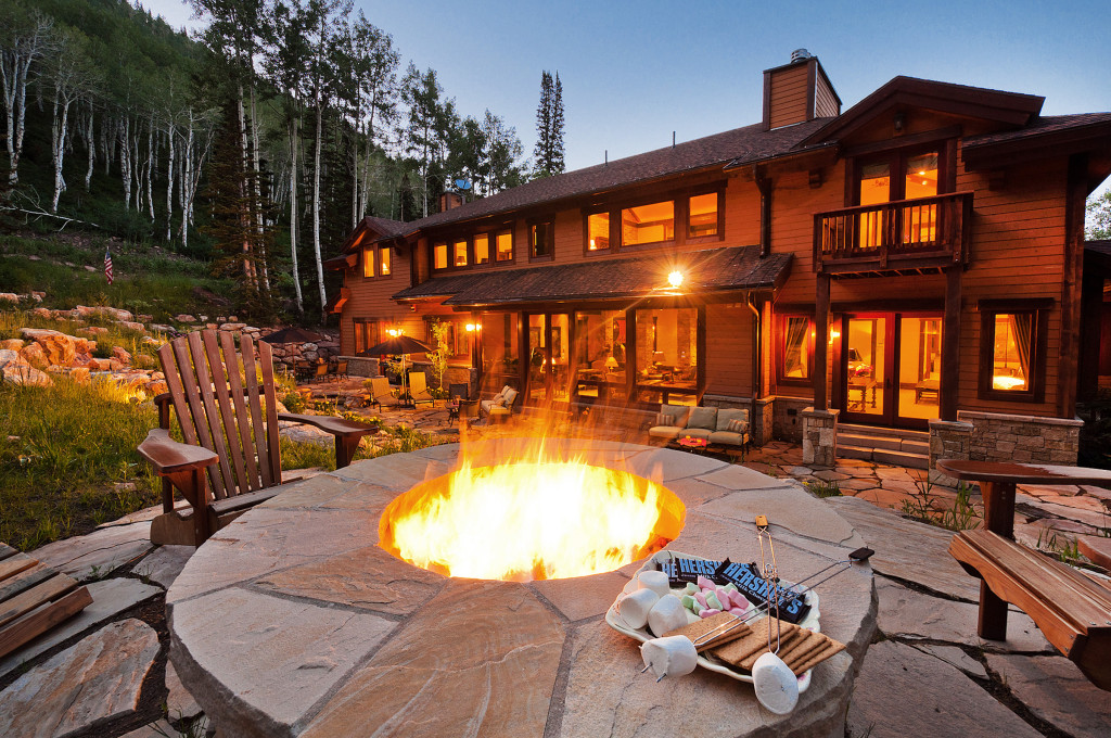 5 Magnificent Luxury Ski-In/Ski-Out Vacation Rentals: Colony Mountain Estate - Park City, UT