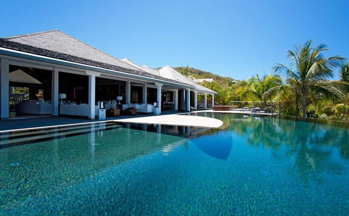 Best St Barts Villas