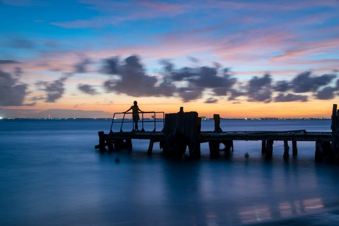 Quiet and Peaceful with Awesome sunsets in Isla Mujeres