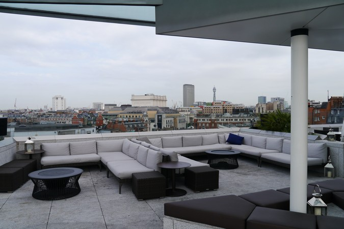 Radio - London Rooftop Bar