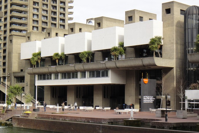 Barbican Art Gallery in London