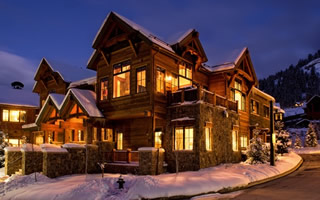 Luxury Vacation Values in Aspen